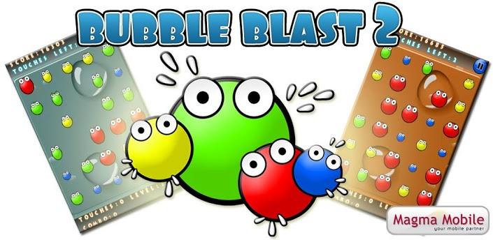 Gioco Puzzle gratis per Android - Bubble Blast 2 - Scaricare Download migliori giochi gratis per Android