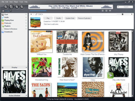Download Media Jukebox - miglior player audio mp3 - programma gratis per ascoltare musica sul PC