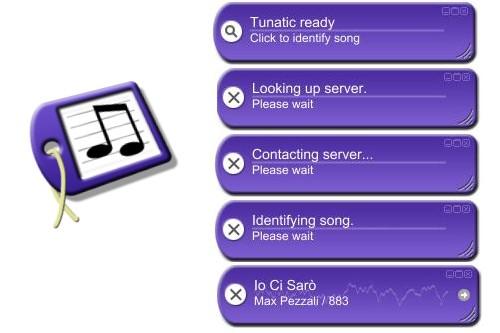 Tunatic - Download miglior programma per riconoscere musica e canzoni gratis