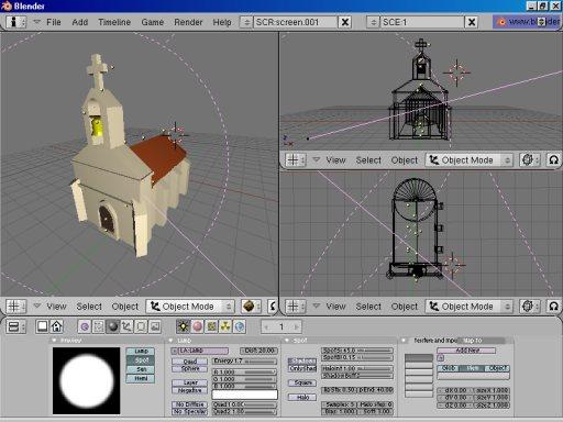 Disegno 3d migliori programmi for Programmi rendering gratis