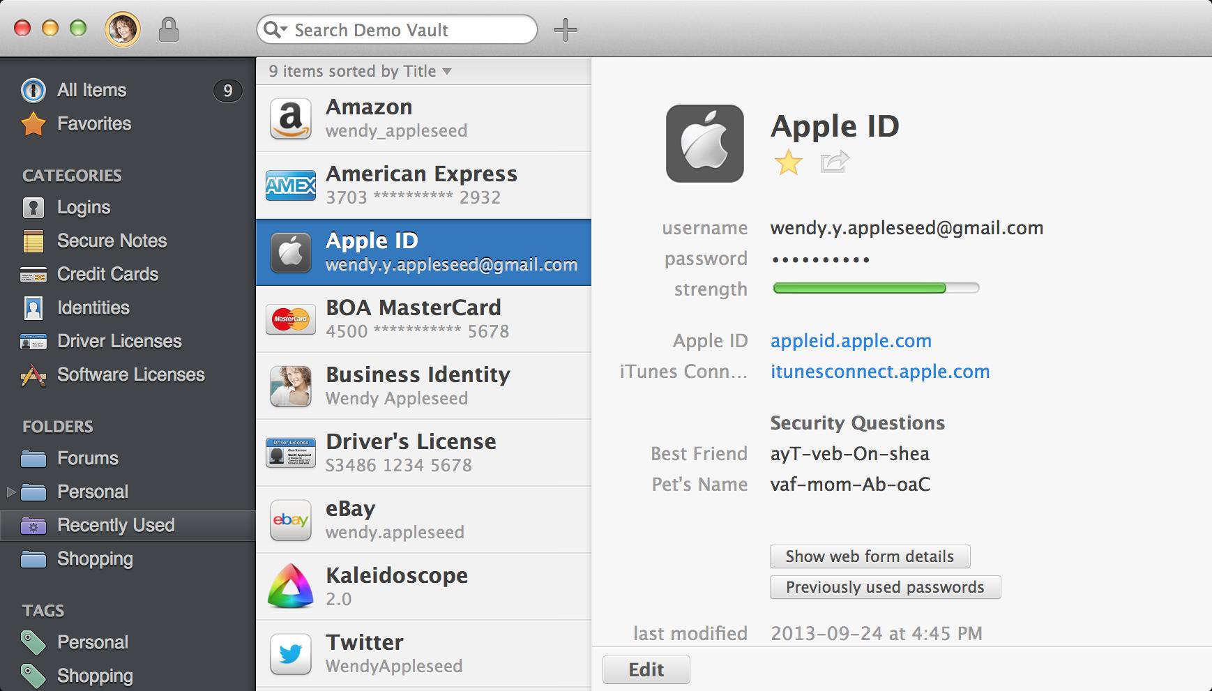 migliori programmi per gestire password